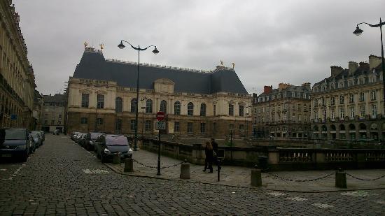 Parlement de Bretagne : .