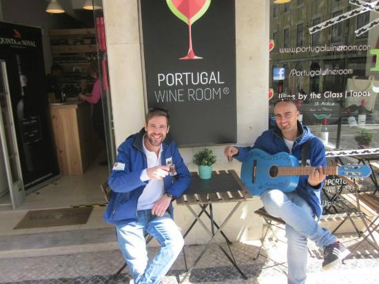Lisbon a la Carte