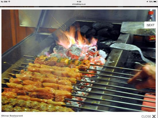 Image Shiraz Turkish BBQ restaurant in North West