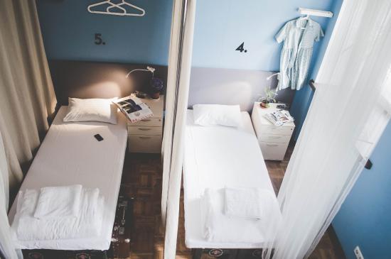Jamaika Hostel: 7 bed dormitory