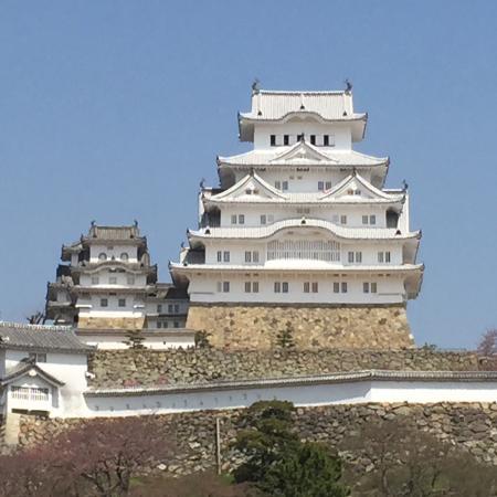 Himeji, Japan: 綺麗!