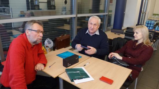 Ibis Budget Katowice Centrum: Biznes spotkanie (stolowka do sniadania, wolna caly dzien)