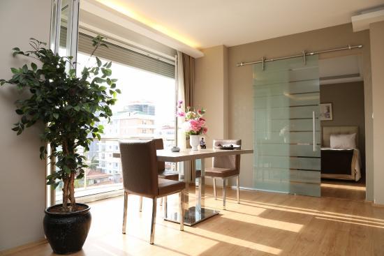 One Istanbul Hotel Suadiye: DENIZ MANZARALI SUIT