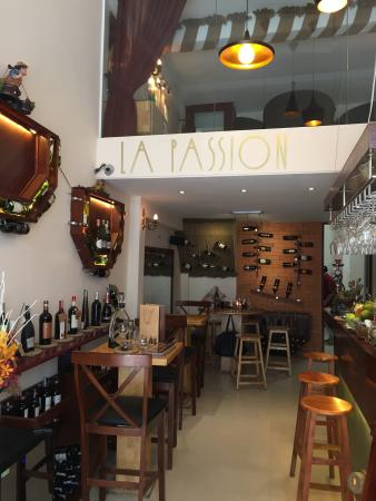 La Passion Fine Wine Bar