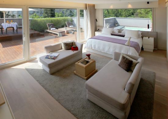 ABaC Barcelona : ABaC Suite Penthouse