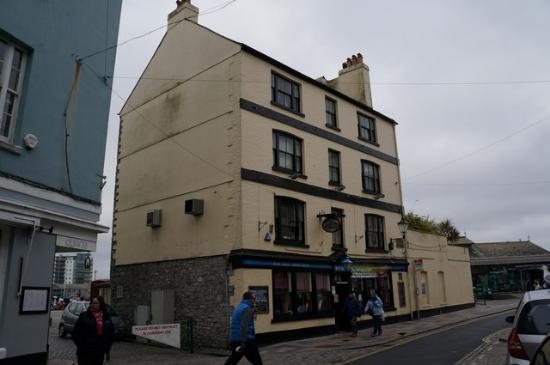 Navy Inn Plymouth Picture Of Navy Inn Plymouth