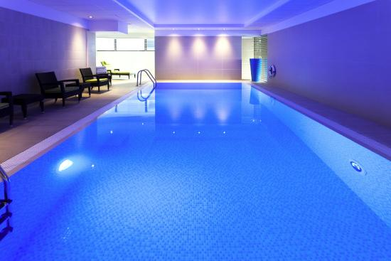 Swimming pool picture of novotel london paddington - Hotel in london with swimming pool ...