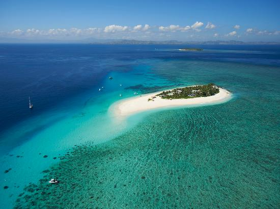 Fidschi: Explore Fiji's 333 islands located in the heart of the Pacific Ocean