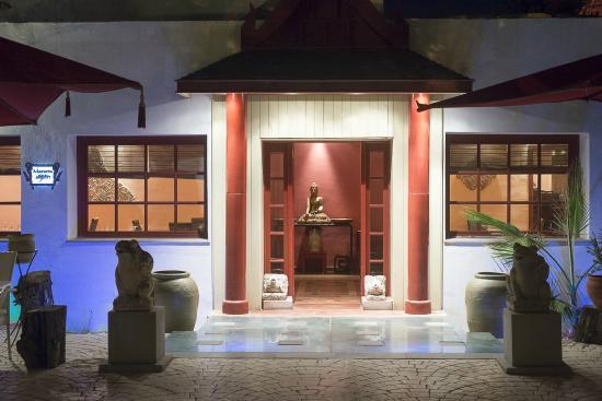 "The Sindbad: ""Manora"" Thaï restaurant"
