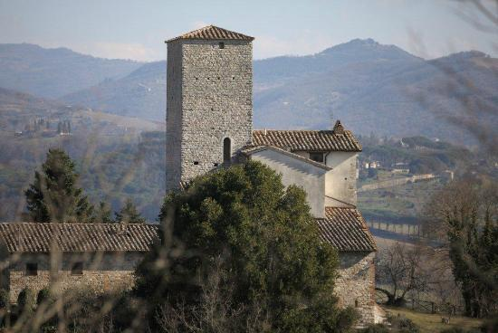 Solfagnano, Italien: The Tower (apartments)