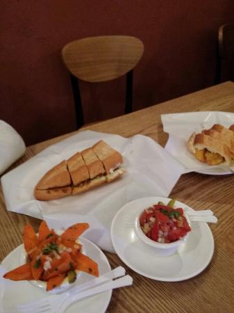 Casablanca Sandwicherie: 카사블랑카 샌드위치