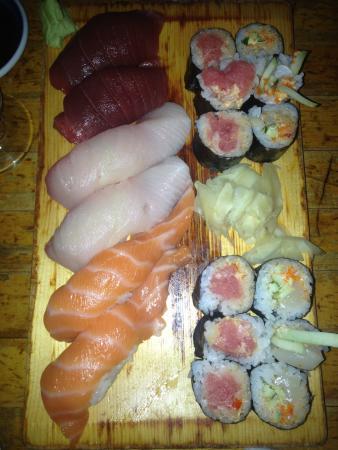 Tomoe Sushi: Very delicious Sushi at Tomoe