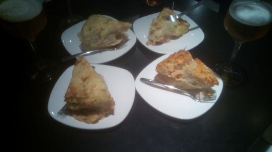 Cafetería Kultu : Buenos pintxos de tortilla!