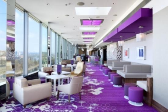 Hilton Prague: Cloud 9 sky bar & lounge