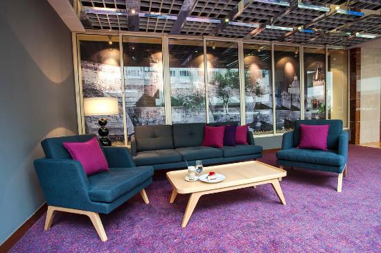 Hilton Prague: Cafe & Bistro