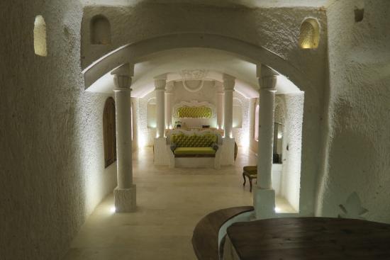 Harem Cappadocia: 典型的な洞窟部屋
