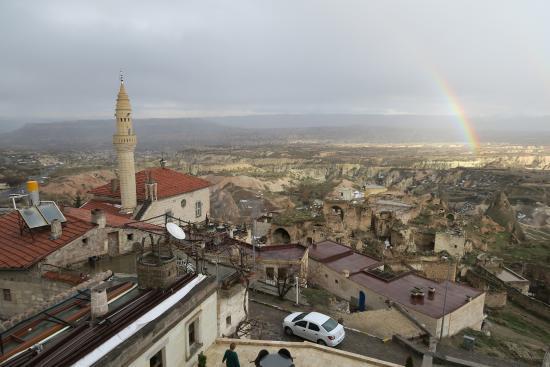 Harem Cappadocia: ホテルからの眺めは最高!