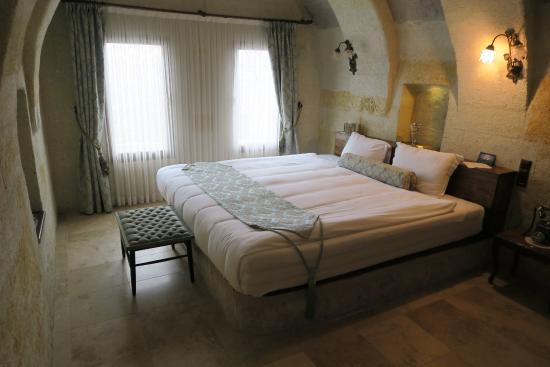 Harem Cappadocia: ベッドはかなりの大きさ