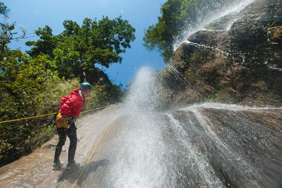 Tatopani, Nepal: An amazing canyoning experience in the himalayas
