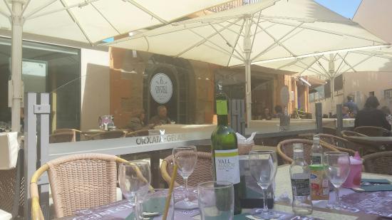 Restaurant Cafeteria Es Castell