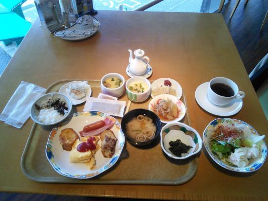 KKR Hotel Kanazawa: 朝食です。