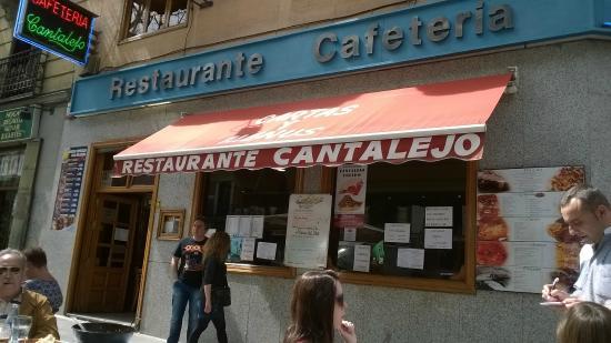 Restaurante Cantalejo