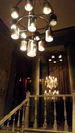 Tverbul: Лестница в зал