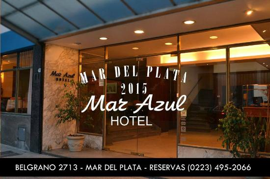 Photo of Hotel Mar Azul Mar del Plata
