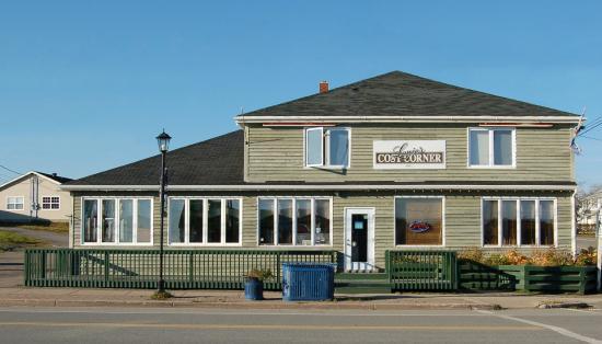 Louie's Cosy Corner: Restaurant Front