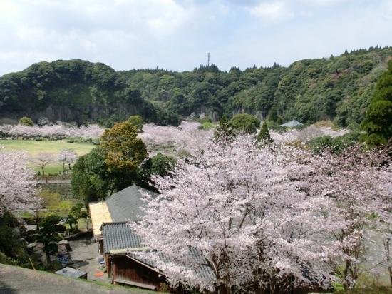 Kiyomizu Iwaya Park