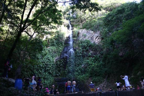 Portalegre, RN: Cachoeira do pinga