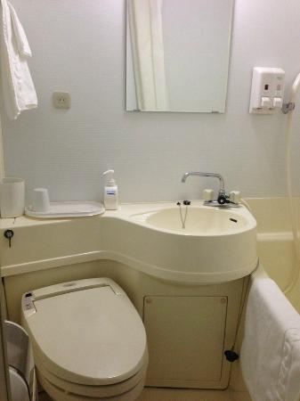 Hotel Econo Nagoya Sakae: お風呂