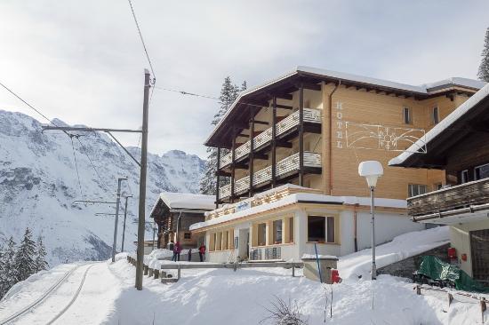 Photo of Hotel Alpenblick Murren Mürren
