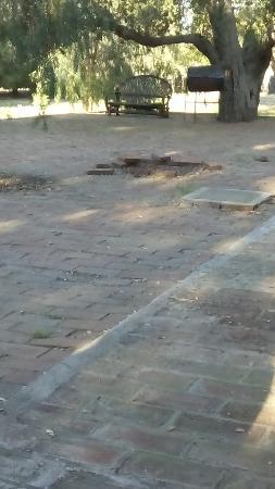 Rancho Los Chabacanos: instalaciones sucias y abandonadas