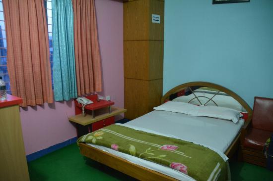 Rajshahi City, Bangladesh: Hotel Nice International Room