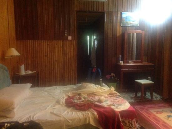 Bilit Adventure Lodge: Bedroom