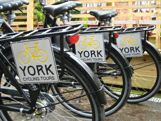 ‪York Cycling Tours‬