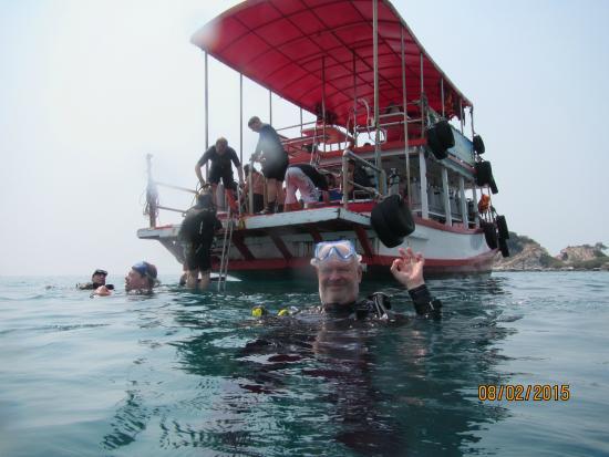 Jomtien Dive Center: diving with Jomptien DC
