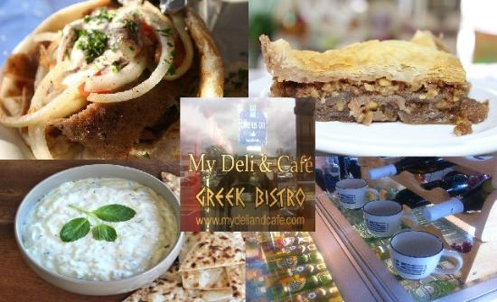 My Deli & Cafe: great variety