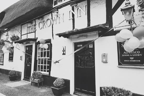 The Crown Inn: Frontage