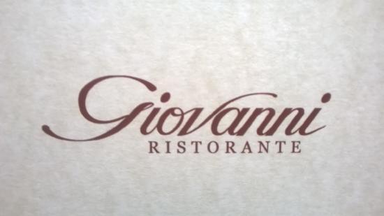 Ristorante Pizzeria Giovanni