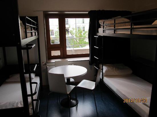 2 photo de auberge de jeunesse yves robert paris. Black Bedroom Furniture Sets. Home Design Ideas