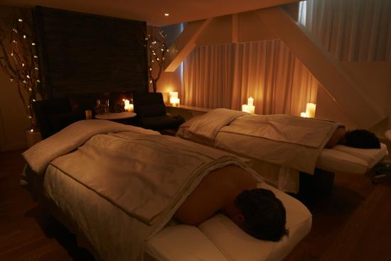 Sante Spa at Hotel Le Germain: Couples suite