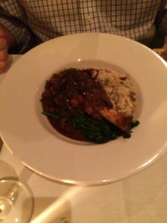 Mangia E Bevi: Braised lamb