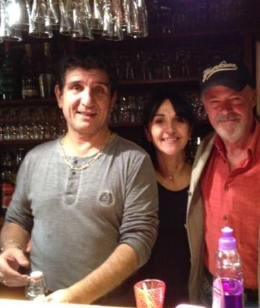 Ida, Pierre et moi. ;)