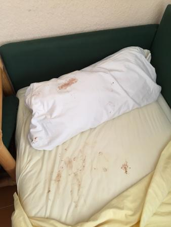 Diverhotel Lanzarote : This was after the maid had been in