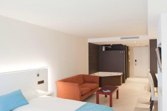 Hotel Spa La Terrassa: Habitacion Premium