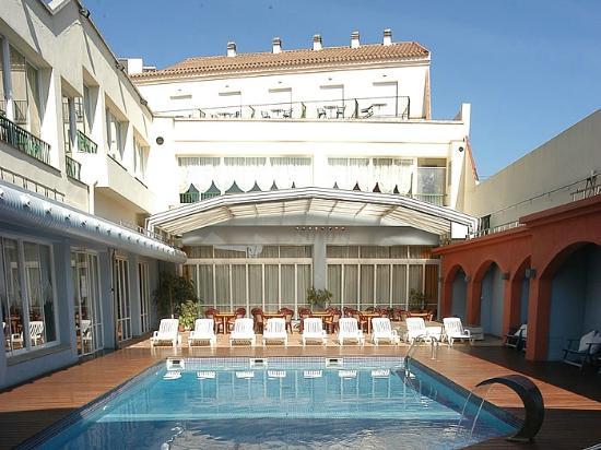 Hotel Spa La Terrassa: Piscina