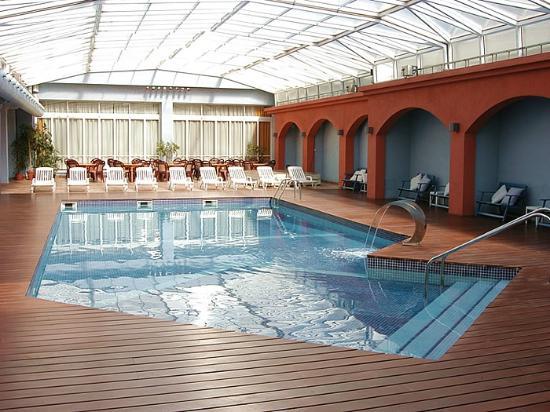 Hotel Spa La Terrassa: Piscina  cubierta