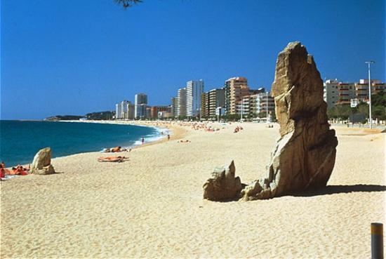 Hotel Spa La Terrassa: Playa de Platja d'Aro